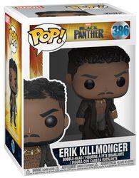 Vinylová figúrka č. 386 Erik Killmonger