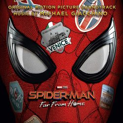 Soundtrack Spider-Man: Far From Home