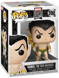Vinylová figúrka č. 500 80th - Namor, the Sub-Mariner