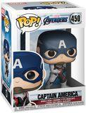 Vinylová figúrka č. 450 Endgame - Captain America