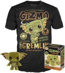 Gizmo as Gremlin - T-Shirt plus Funko - POP! & Tee