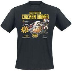 PUBG - Cuisine - Chicken Dinner