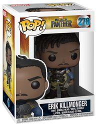 Vinylová figúrka č. 278 Erik Killmonger (s možnosťou chase)