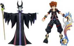 Maleficent & Sora 3