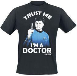 5b1f56f88412 Dr. Leonard McCoy - Trust Me I m A Doctor