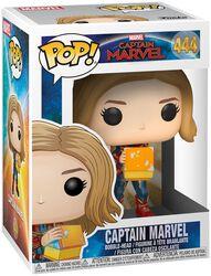 Vinylová figúrka č. 444 Captain Marvel