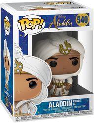 Vinylová figúrka č. 540 Aladdin Princ Ali