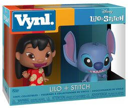 Balenie 2 ks - Lilo & Stitch (VYNL)