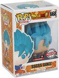 Vinylová figúrka č. 668 Super - SSGSS Goku