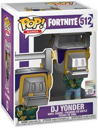 Vinylová figúrka č. 512 DJ Yonder
