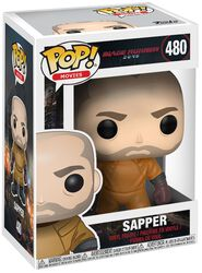 2049 - Sapper (Chase Edition Possible) Vinyl Figure 480