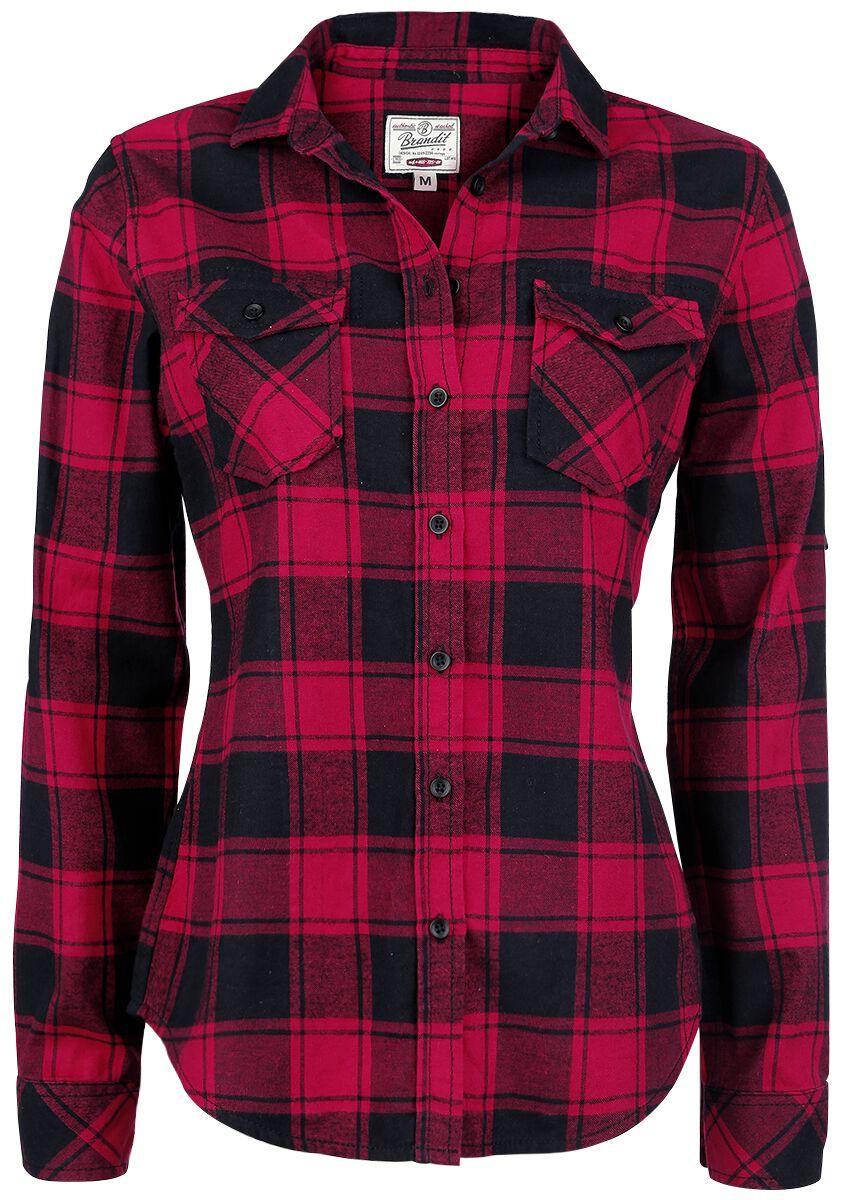 e77d56987aa7 Kockovaná flanelová košeľa Amy