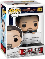 Vinylová figúrka č. 472 Far From Home - Happy Hogan