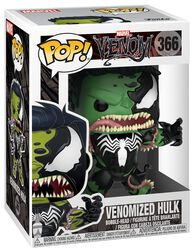 Vinylová figúrka č. 366 Venomized Hulk