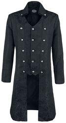 Brokátový kabát