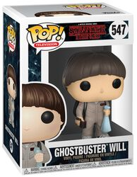 Vinylová figúrka č. 547 Ghostbusters Will