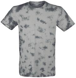 Tričko s batikovým efektom