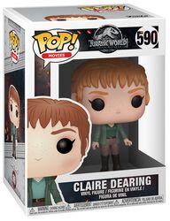 Vinylová figúrka č. 590 Jurassic World - Claire Dearing