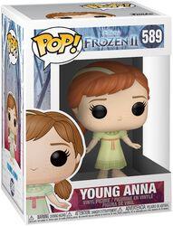 Vinylová figúrka č. 589 Young Anna
