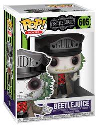 Vinylová figúrka č. 605 Beetlejuice Guide Hat