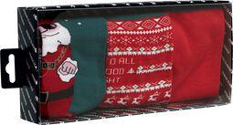 Sada vianočných ponožiek Santa