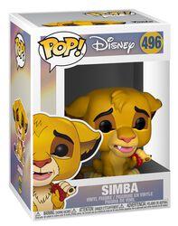 Vinylová figúrka č. 496 Simba