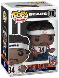 Vinylová figúrka č. 78 Chicago Bears - Walter Payton