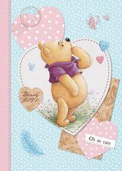 Winnie the Pooh 2021 A5 Diary