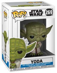 Vinylová figúrka č. 269 Clone Wars - Yoda