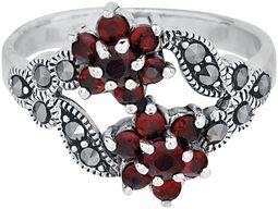Prsteň Gothic Jewel