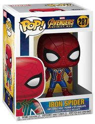 Vinylová figúrka č. 287 Infinity War - Iron Spider