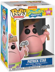 Vinylová figúrka č. 559 Patrick Star