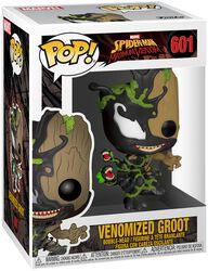 Vinylová figúrka č. 601 Maximum Venom - Venomized Groot