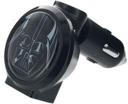 Nabíjací adaptér Darth Vader