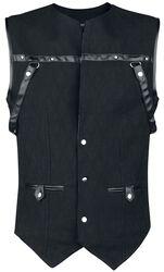 Pánska gotická vesta
