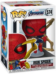 Vinylová figúrka č. 574 Endgame - Iron Spider