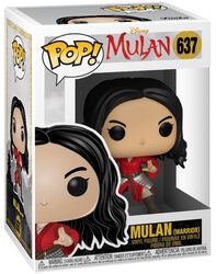 Vinylová figúrka č. 637 Mulan (Warrior)