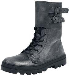 Kožené topánky Pallabrosse Peloton
