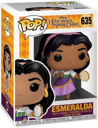 Vinylová figúrka č. 635 Esmeralda