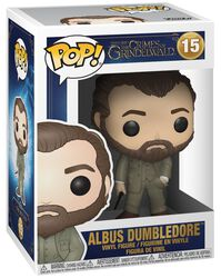 Vinylová figúrka č. 15 The Crimes of Grindelwald - Albus Dumbledore