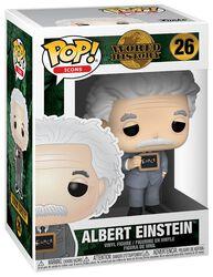 Vinylová figúrka č.26 World History - Albert Einstein