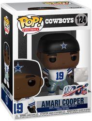 Vinylová figúrka č. 124 Dallas Cowboys - Amari Cooper
