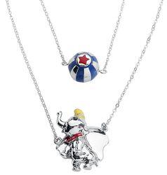 Viacradový náhrdelník Disney by Couture Kingdom - Circus Ball
