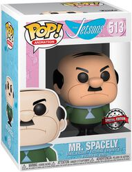 Vinylová figúrka č. 513 Mr. Spacely (Funko Shop Europe)