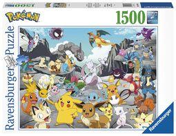 Puzzle Pokémon Classics