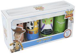 Buzz, Woody, Rex a Hamm