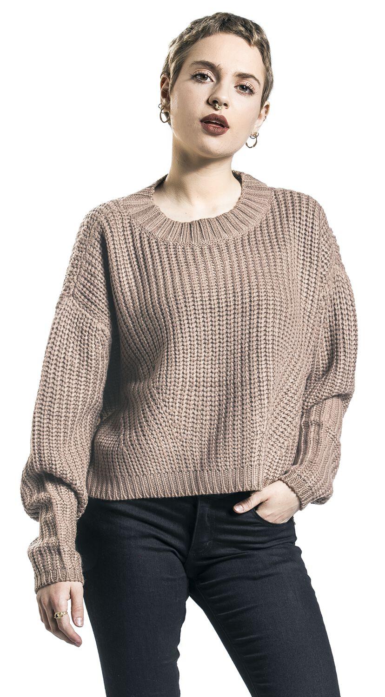 faa546ba434f Dámsky široký oversized sveter