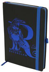 Prémiový zápisník Ravenclaw