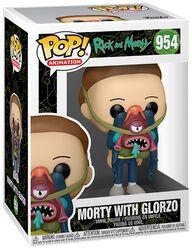 Vinylová figúrka č. 954 Morty With Glorzo