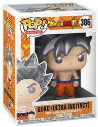 Vinylová figúrka č. 386 Super - Goku (Ultra Instinct)